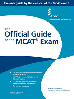 AAMC MCAT Official Guide 5th Edition