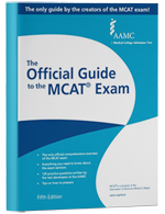 AAMC Official Guide to the MCAT Exam, 5th Edition
