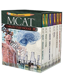 Examkrackers MCAT book 10th edition