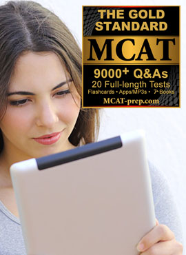 MCAT books plus a platinum package that readily address your MCAT prep needs.