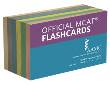 The Official AAMC MCAT Flashcards