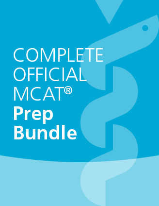 Complete Official MCAT Prep Bundle (Print and Online)