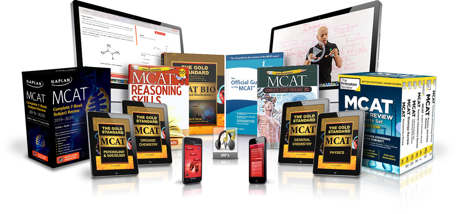 Complete Home Study MCAT Course